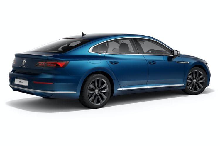 Volkswagen Arteon Fastback 5Dr 4Motion 2.0 TDI 190PS R-Line Edition 5Dr DSG [Start Stop] back view