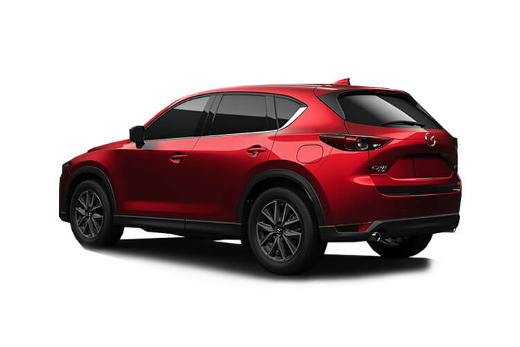 Mazda CX-5 SUV 2.2 SKYACTIV-D 150PS Sport 5Dr Manual [Start Stop] back view