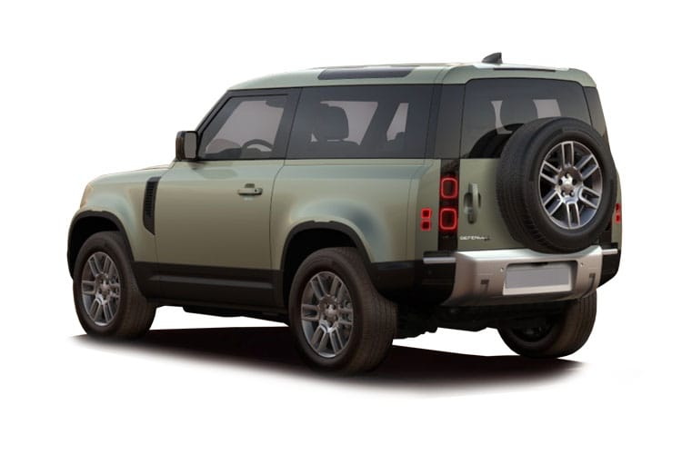 Land Rover Defender 110 SUV 5Dr 3.0 D MHEV 250PS HSE 5Dr Auto [Start Stop] [Family Pack] back view