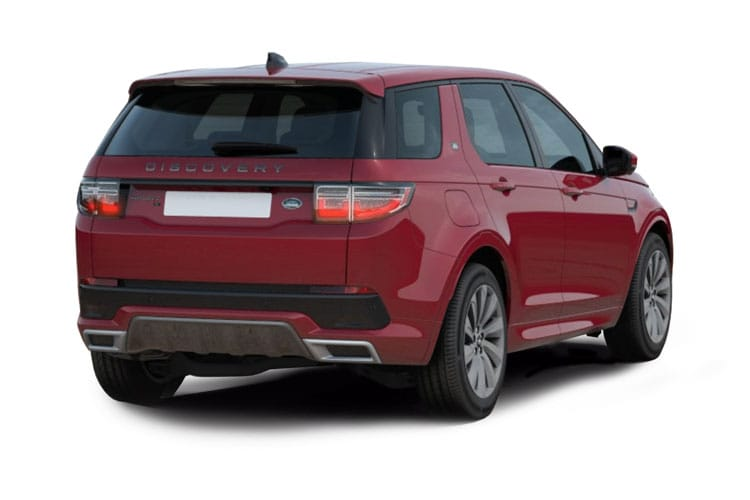 Land Rover Discovery Sport SUV 2.0 D MHEV 163PS S 5Dr Auto [Start Stop] [7Seat] back view