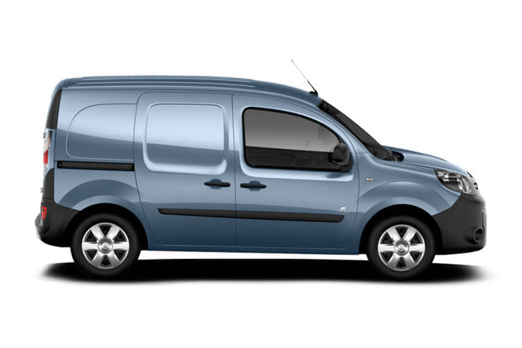 Renault Kangoo Maxi LL21 1.5 dCi ENERGY FWD 95PS Business Van Manual [Start Stop] back view