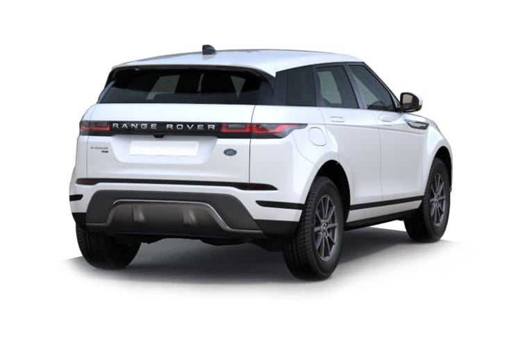 Land Rover Range Rover Evoque SUV 5Dr 1.5 P300e PHEV 12.2kWh 309PS R-Dynamic SE 5Dr Auto [Start Stop] back view