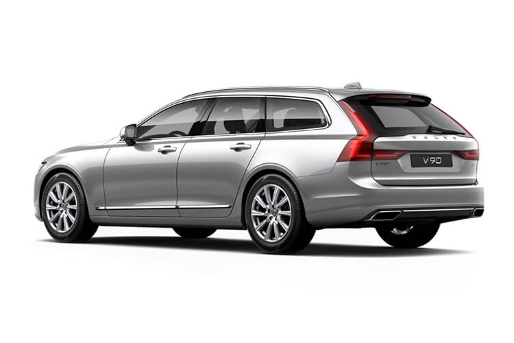 Volvo V90 Cross Country AWD 2.0 B4 MHEV 197PS  5Dr Auto [Start Stop] back view