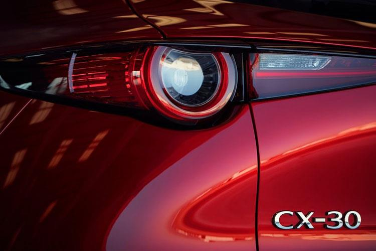 Mazda CX-30 SUV 2.0 e-SKYACTIV X MHEV 186PS GT Sport Tech 5Dr Manual [Start Stop] [Stone Leather] detail view