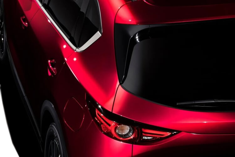 Mazda CX-5 SUV 2.2 SKYACTIV-D 150PS Sport 5Dr Manual [Start Stop] detail view