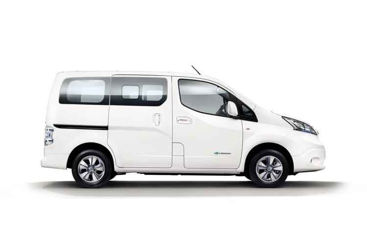 Nissan NV200 e-NV200 Combi M1 Elec 40kWh 80KW FWD 109PS Visia Combi Auto [7Seat] detail view