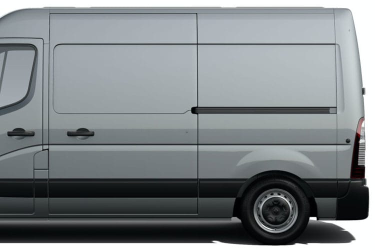 Renault Master SWB 31 FWD Elec 33kWh 57KW FWD 77PS i Business Van Medium Roof Auto detail view
