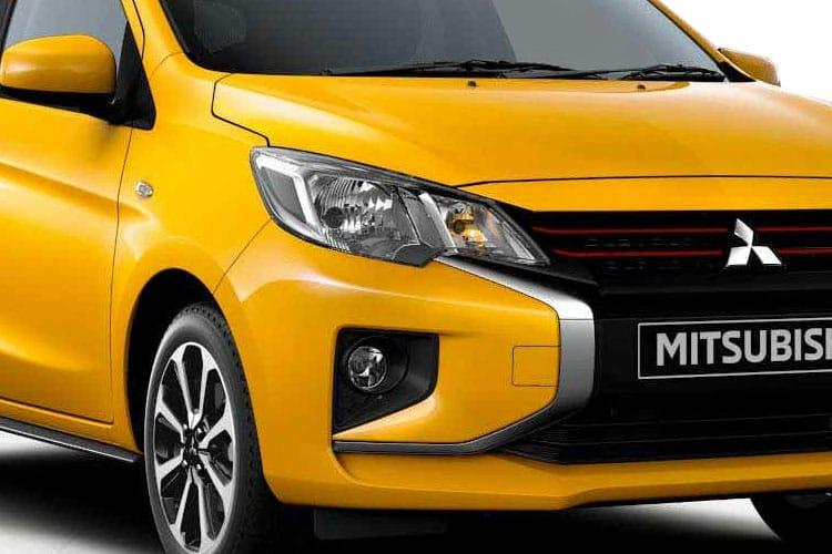 Mitsubishi Mirage Hatch 5Dr 1.2  79PS First Edition 5Dr Manual [Start Stop] detail view