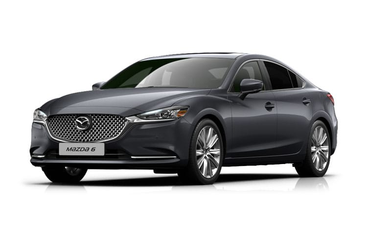 Mazda Mazda6 Saloon 2.5 SKYACTIV-G 194PS GT Sport 4Dr Auto [Start Stop] front view