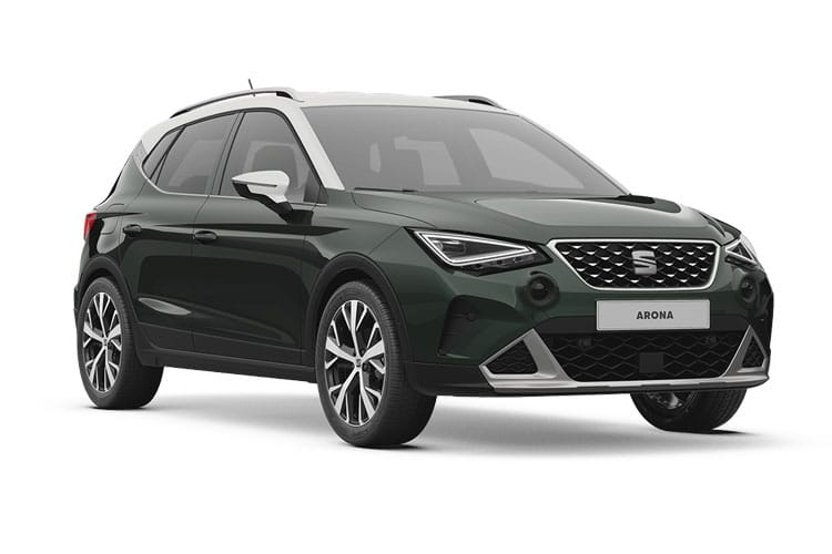 SEAT Arona SUV 1.0 TSI 115PS XCELLENCE 5Dr Manual [Start Stop] front view