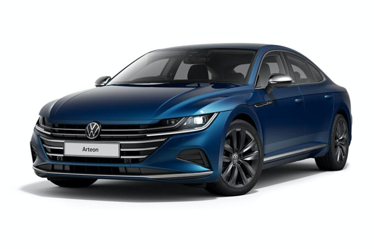 Volkswagen Arteon Fastback 5Dr 4Motion 2.0 TDI 190PS R-Line Edition 5Dr DSG [Start Stop] front view