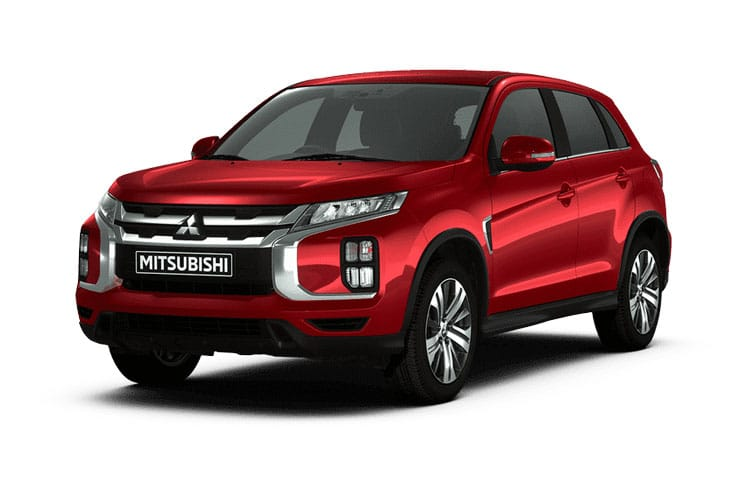 Mitsubishi ASX SUV 2wd 2.0 MIVEC 150PS Dynamic 5Dr Manual [Start Stop] front view