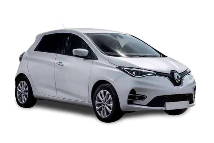 Renault Zoe Van E R110 52kWh 80KW FWD 107PS i Business Rapid Charge Van Auto front view