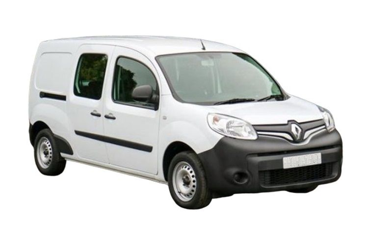 Renault Kangoo Maxi LL21 1.5 dCi ENERGY FWD 115PS Business Cab Crew Van Manual [Start Stop] front view