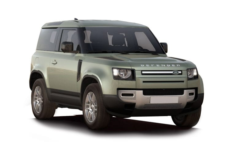 Land Rover Defender 110 SUV 5Dr 3.0 D MHEV 250PS HSE 5Dr Auto [Start Stop] [Family Pack] front view