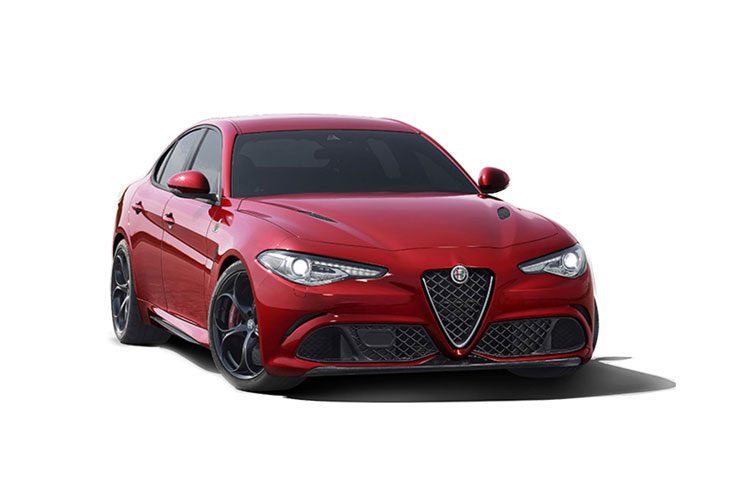 Alfa Romeo Giulia Saloon 2.0 T 200PS Sprint 4Dr Auto [Start Stop] [Driver Assistance Plus] front view