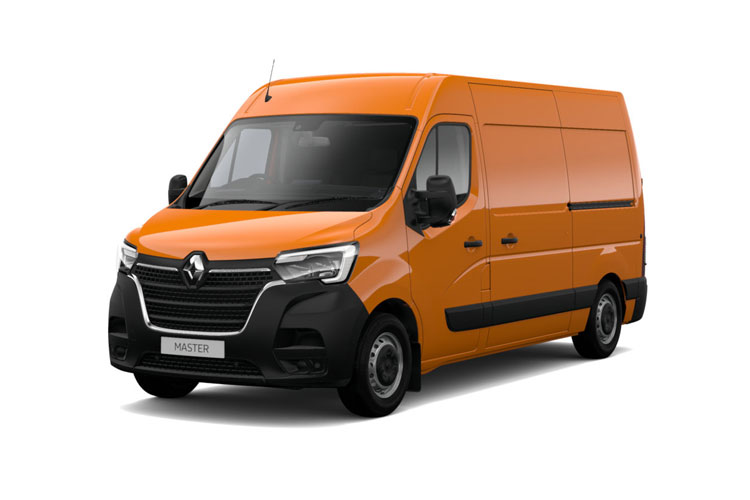 Renault Master SWB 33 FWD 2.3 dCi ENERGY FWD 110PS Business Van Manual [Start Stop] front view