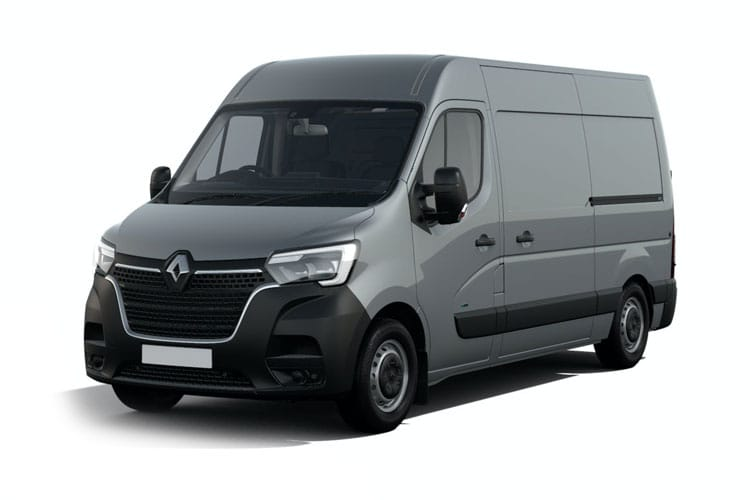 Renault Master SWB 31 FWD Elec 33kWh 57KW FWD 77PS i Business Van Medium Roof Auto front view