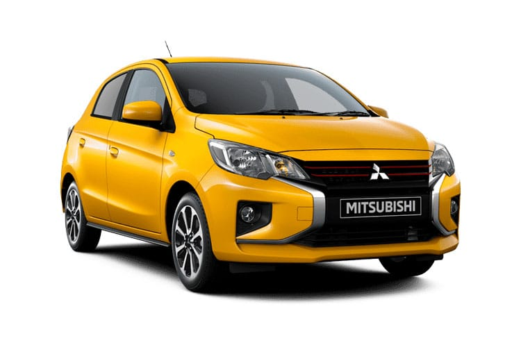 Mitsubishi Mirage Hatch 5Dr 1.2  79PS First Edition 5Dr Manual [Start Stop] front view