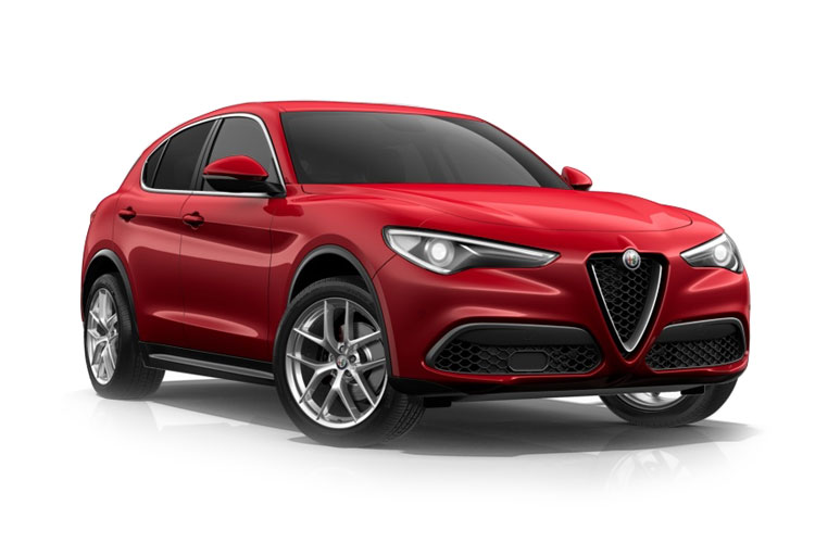 Alfa Romeo Stelvio SUV Q4 AWD 2.0 T 200PS Sprint 5Dr Auto [Start Stop] [Driver Assistance Plus] front view