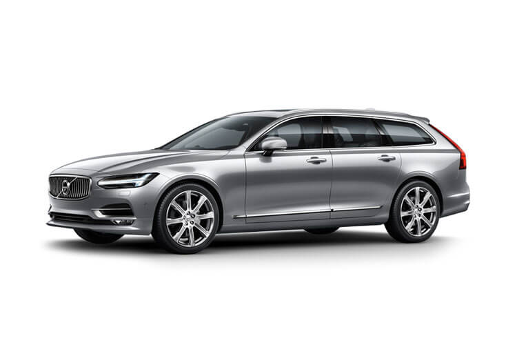 Volvo V90 Cross Country AWD 2.0 B4 MHEV 197PS  5Dr Auto [Start Stop] front view