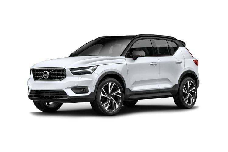 Volvo XC40 SUV AWD 2.0 B5 MHEV 250PS Inscription Pro 5Dr Auto [Start Stop] front view