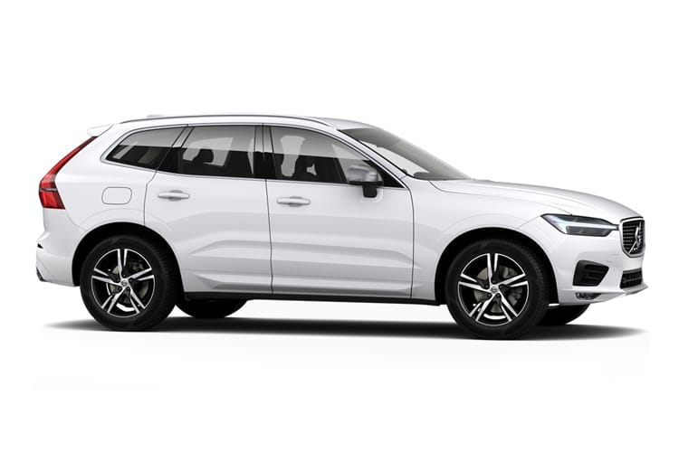 Volvo XC60 SUV AWD 2.0 B6 MHEV 300PS R DESIGN 5Dr Auto [Start Stop] front view