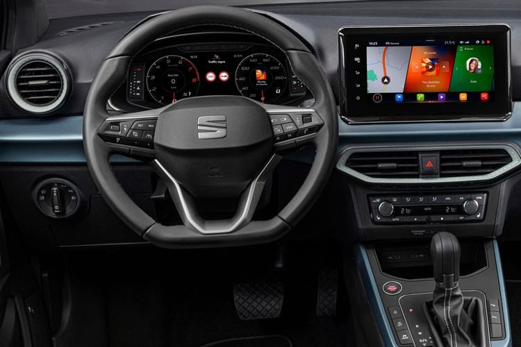 SEAT Arona SUV 1.0 TSI 115PS XCELLENCE 5Dr Manual [Start Stop] inside view