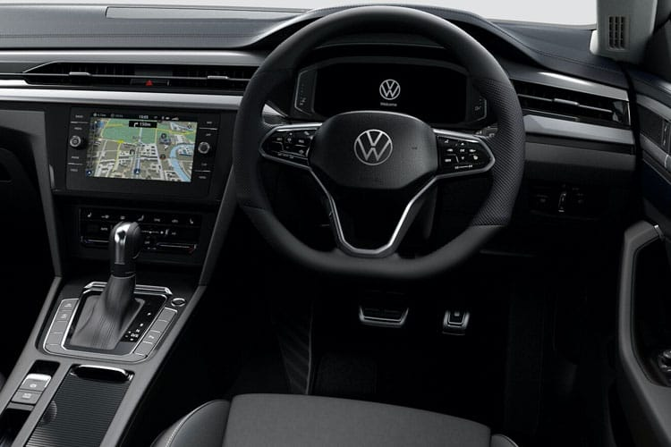 Volkswagen Arteon Fastback 5Dr 4Motion 2.0 TDI 190PS R-Line Edition 5Dr DSG [Start Stop] inside view