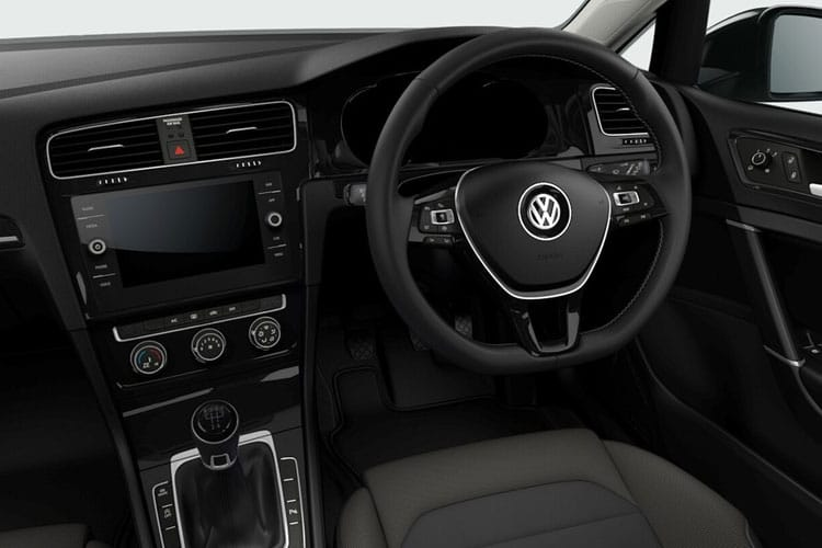 Volkswagen Golf Hatch 5Dr 1.0 TSI 115PS S 5Dr Manual [Start Stop] [Discover Nav] inside view
