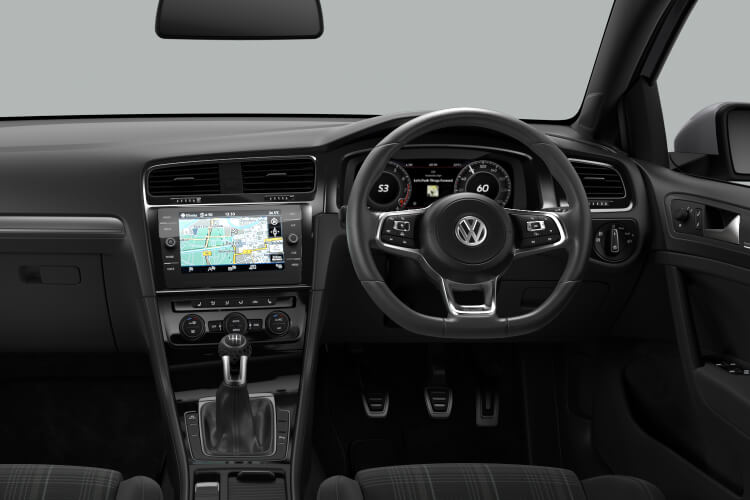 Volkswagen Golf Estate 1.5 eTSI MHEV 130PS Style 5Dr DSG [Start Stop] [Discover Nav Pro] inside view