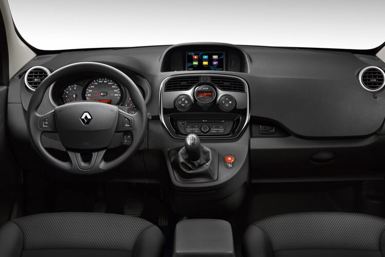 Renault Kangoo Maxi LL21 1.5 dCi ENERGY FWD 95PS Business Van Manual [Start Stop] inside view