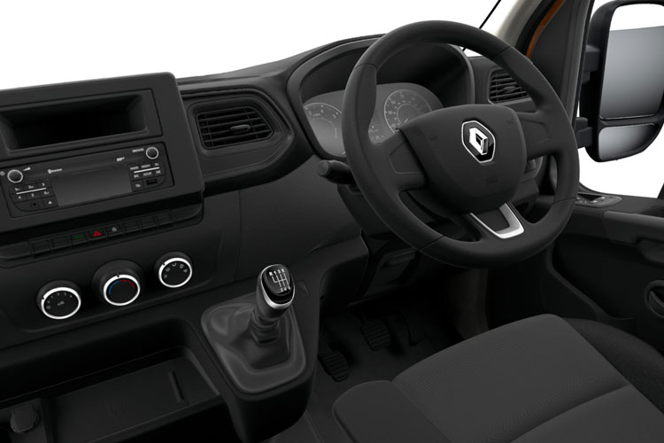 Renault Master SWB 33 FWD 2.3 dCi ENERGY FWD 110PS Business Van Manual [Start Stop] inside view