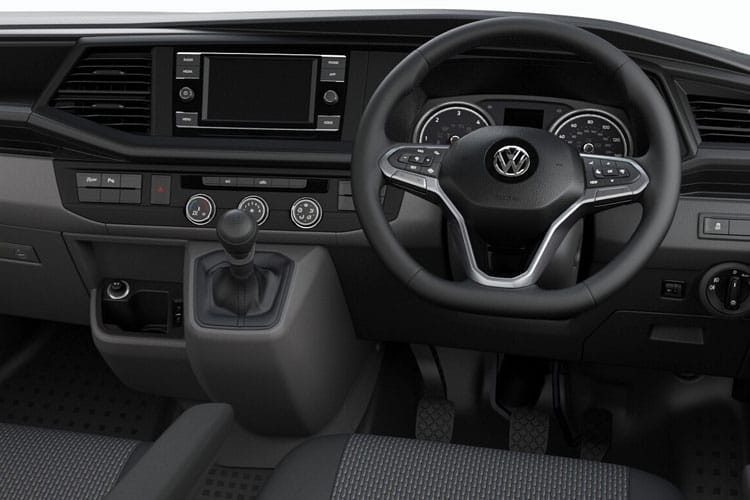 Volkswagen Transporter T32SWB 2.0 TDI FWD 110PS Startline Business Van Manual [Start Stop] inside view