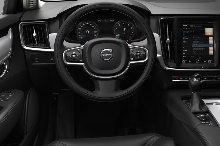 Volvo V90 Cross Country AWD 2.0 B4 MHEV 197PS  5Dr Auto [Start Stop] inside view
