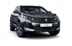 Peugeot 3008 SUV SUV 1.2 PureTech 130PS GT 5Dr Manual [Start Stop]