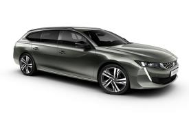 Peugeot 508 Estate SW 5Dr HYBRID 1.6 PHEV 11.8kWh 225PS Allure Premium 5Dr e-EAT [Start Stop]