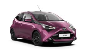 Toyota Aygo Hatchback Hatch 5Dr 1.0 VVTi 71PS JBL Edition 5Dr x-shift