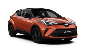 Toyota C-HR SUV 5Dr 1.8 VVT-h 122PS Icon 5Dr CVT [Start Stop]