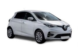 Renault Zoe Van Van E R110 52kWh 80KW FWD 107PS i Business Rapid Charge Van Auto