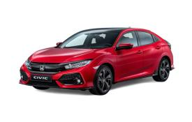Honda Civic Hatchback Hatch 5Dr 1.0 VTEC Turbo 126PS SR 5Dr CVT [Start Stop]