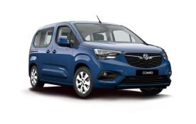 Vauxhall Combo MPV Life MPV 1.2 Turbo 110PS Energy 5Dr Manual [Start Stop] [7Seat]