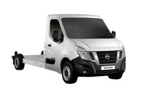 Nissan NV400 Chassis Cab L3 35 FWD 2.3 dCi FWD 180PS Acenta Chassis Double Cab Manual [Start Stop]