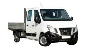 Nissan NV400 Dropside Double Cab L3 35 FWD 2.3 dCi FWD 150PS Acenta Dropside Double Cab Manual [Start Stop]