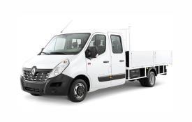 Renault Master Tipper MWB 35TW RWD 2.3 dCi DRW 130PS Business Tipper Manual [Aluminium]