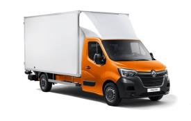 Renault Master Luton Box Van LWB 35 FWD 2.3 dCi ENERGY FWD 145PS Business Luton Box Van Manual [Start Stop] [20m3]
