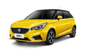 MG Motor UK MG3 Hatchback Hatch 5Dr 1.5 VTi-TECH 106PS Exclusive Nav 5Dr Manual [Start Stop]