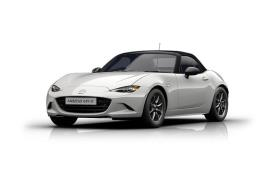 Mazda MX-5 Convertible RF 2.0 SKYACTIV-G 184PS GT Sport Tech 2Dr Auto [Start Stop]