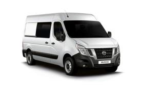 Nissan NV400 Crew Van L2 35 FWD 2.3 dCi FWD 150PS Acenta Crew Van Medium Roof Manual [Start Stop]