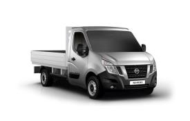 Nissan NV400 Dropside L3 35TW RWD 2.3 dCi DRW 145PS Acenta Dropside Manual [Start Stop]
